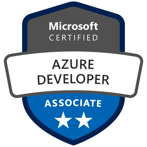 Azure Developer Associate Course